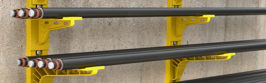Super Rod CRTB Bo/îte /à outils incluant kit d/'installation de c/âble avec 3 baguettes tire-fil 1,3 m